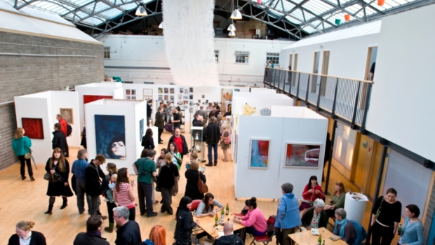 Exhibition Stall Hire : Out of the blue ootb arts education trust