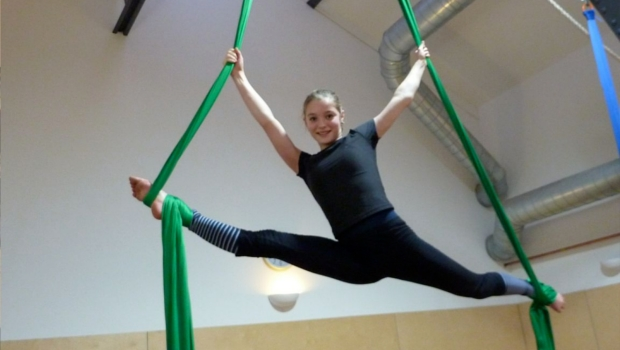 Aerialists Childrens Classes