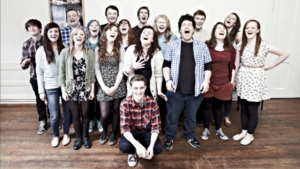 Strange Town Young Company cast