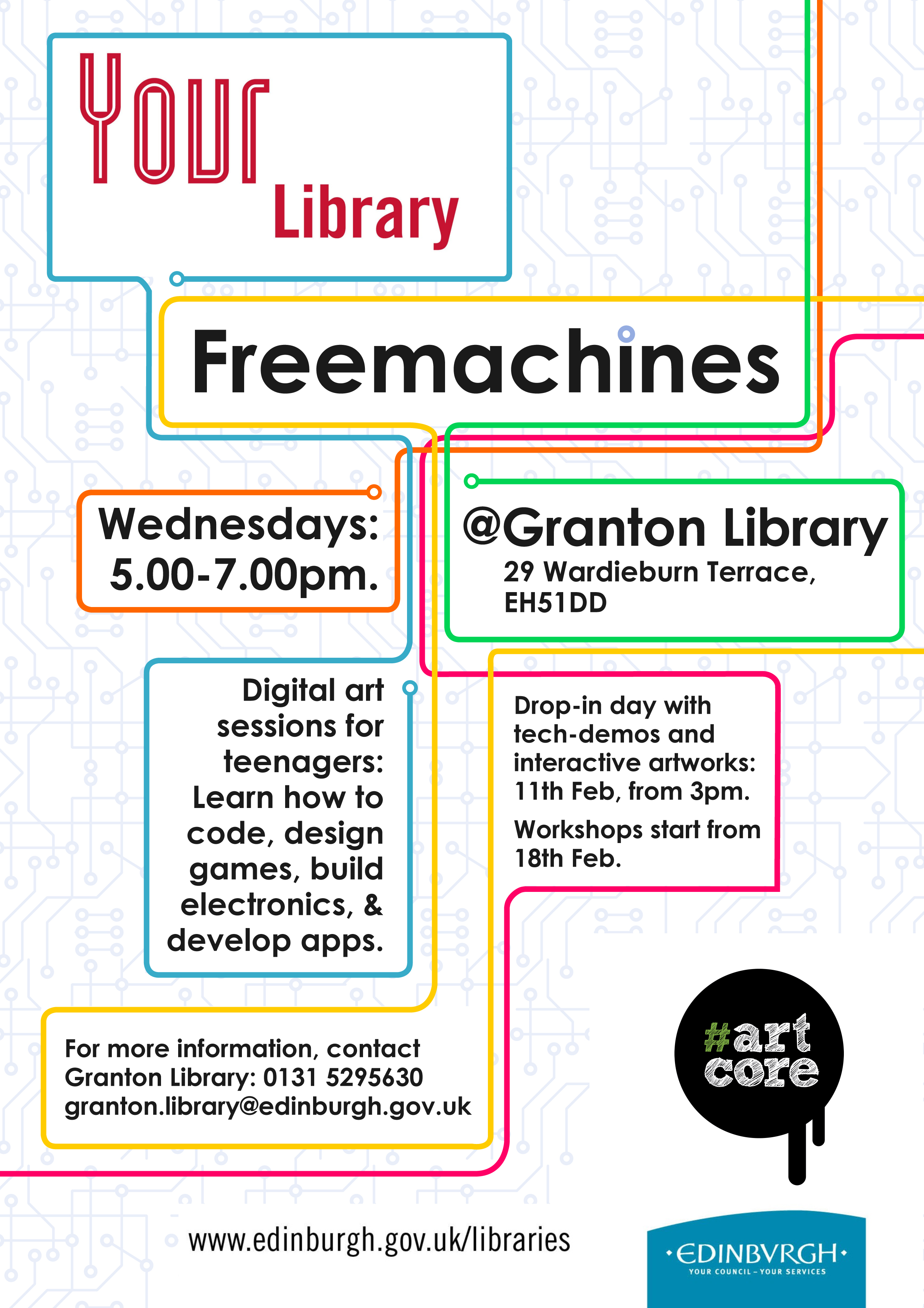 Freemachines_library-poster_v2