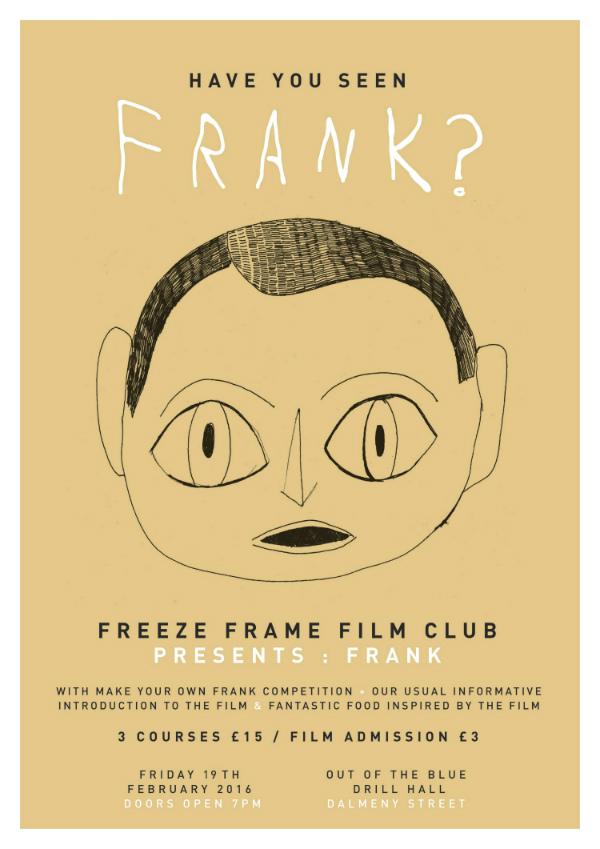 FRANK POSTERsm