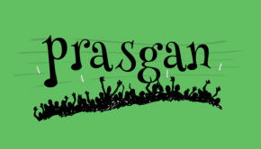 Prasgan Choir logo