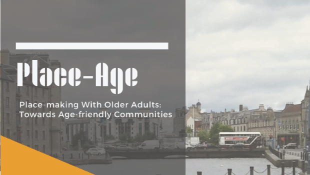Place Age exhibition: Place-making with Older Adults towards age-friendly communities