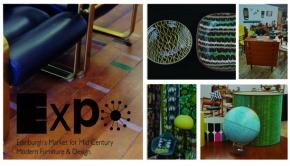 Collage of Expo: Edinburgh's Market for Mid Century Modern Furniture & Design