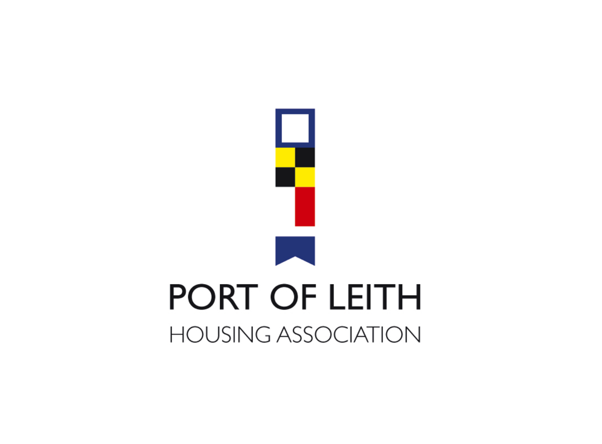 Port of Leith Housing Association logo