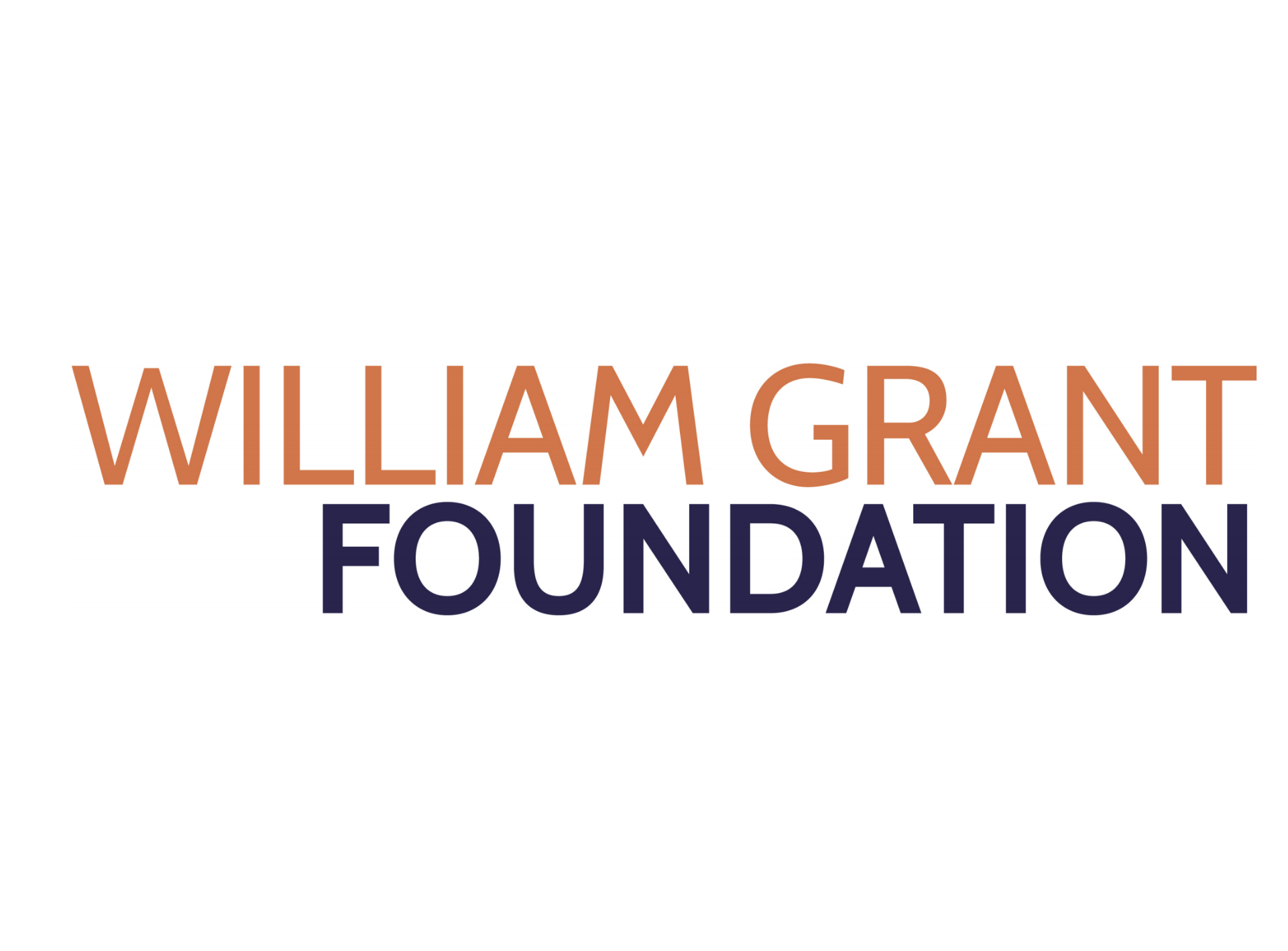 William Grant Foundation logo